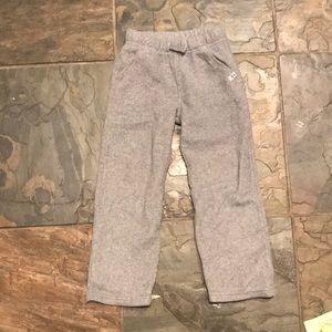 Fleece pants. Very good condition. Elastic waist.